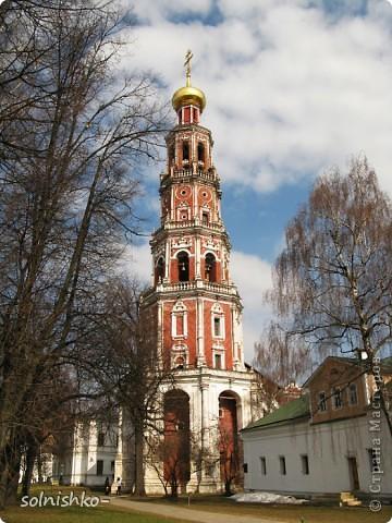 Новодевичий женский монастырь фото 1