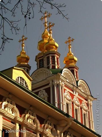 Новодевичий женский монастырь фото 2