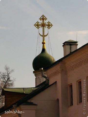 Новодевичий женский монастырь фото 4