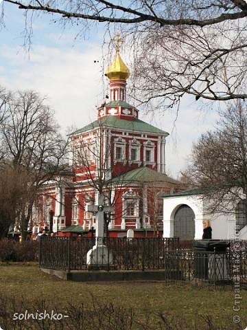 Новодевичий женский монастырь фото 6