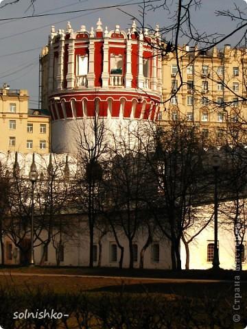Новодевичий женский монастырь фото 13
