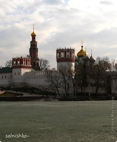 Новодевичий женский монастырь фото 9