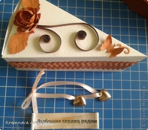 Тортик делали вместе с мамой на день рождения :) Идея http://stranamasterov.ru/node/363091?c=new фото 12