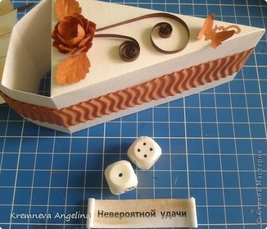 Тортик делали вместе с мамой на день рождения :) Идея http://stranamasterov.ru/node/363091?c=new фото 13