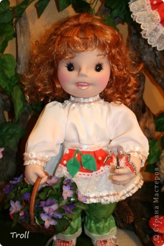 Чулочные куклы фото 5