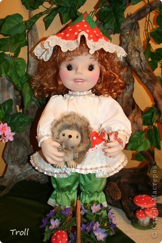 Чулочные куклы фото 6