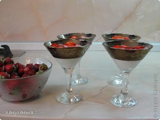 вот такой простой и вкусный десертик. фото 3