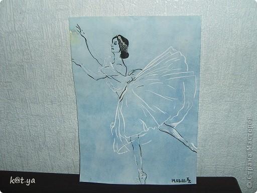 Я не проффесиональный художник и никаких худ. школ неоканчивала, но надеюсь Вам понравятся мои работы. Выполнено сухой пастелью... Теплым весенним днем... фото 6