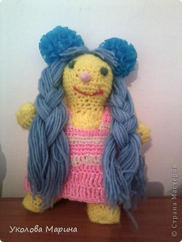 Кукла Василиса фото 1