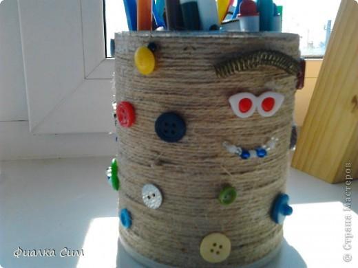 веселая карандашница фото 1