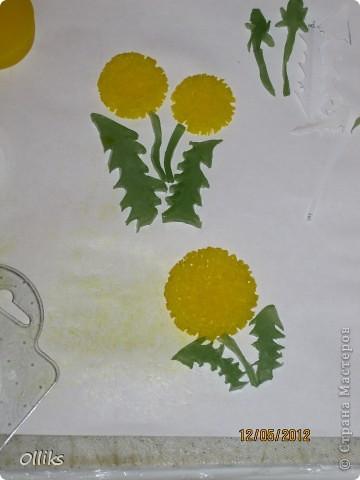 Одуванчики (заготовки из мыла и для мыла) фото 3