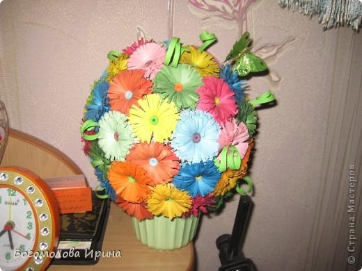 цветочные шарики фото 2