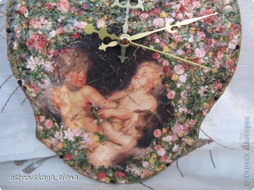 "Тарелка ""В раю"", декорированная листами потали. фото 20"