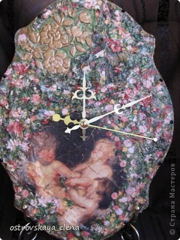 "Тарелка ""В раю"", декорированная листами потали. фото 17"