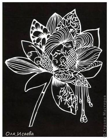 Эта копия работы замечательной художницы  Hina Aoyama.