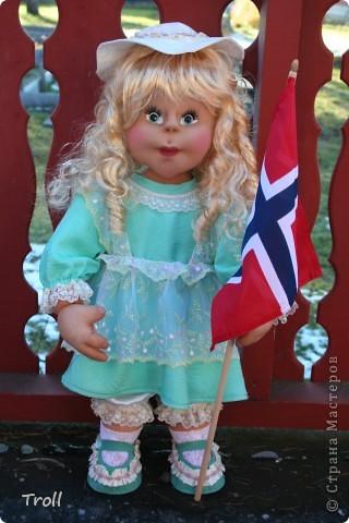 Чулочные куклы фото 3