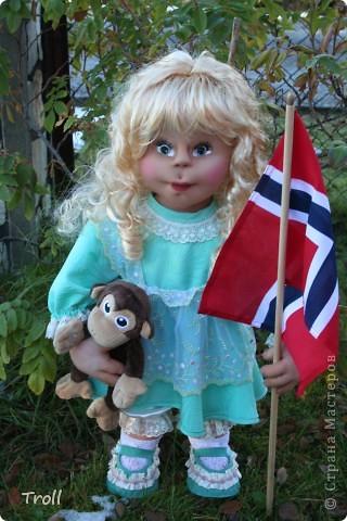 Чулочные куклы фото 4
