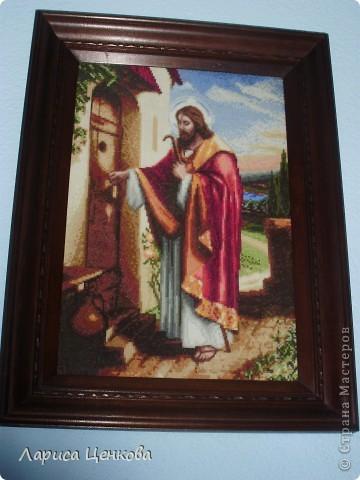 Иисус стучится в дверь фото 1