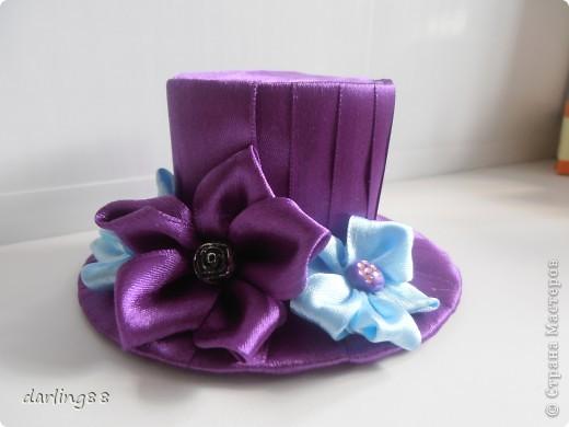 Еще парочка шляпок. Уж очень мне понравился процесс их создания) фото 2