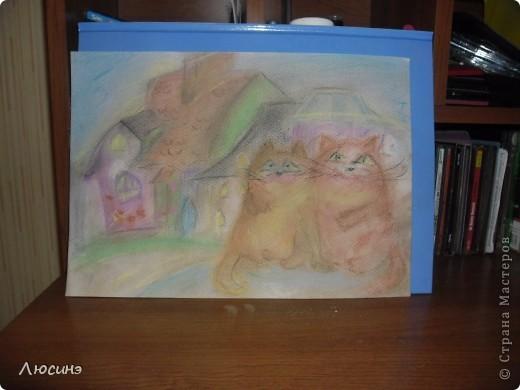 Пробы пастели фото 2
