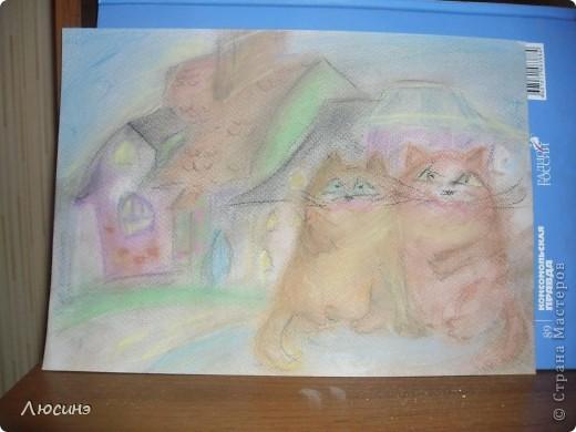 Пробы пастели фото 3