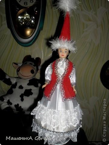 Кукла в национальном костюме! фото 2