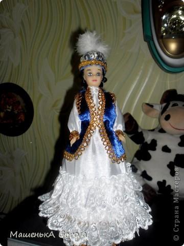 Кукла в национальном костюме! фото 1