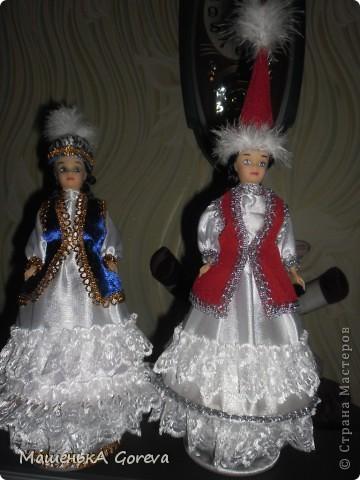 Кукла в национальном костюме! фото 3