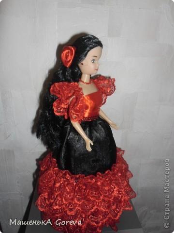 Кукла в национальном костюме! фото 5
