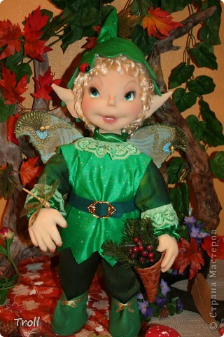 Чулочные куклы фото 8