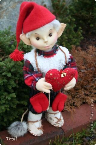 Чулочные куклы-тролли фото 4