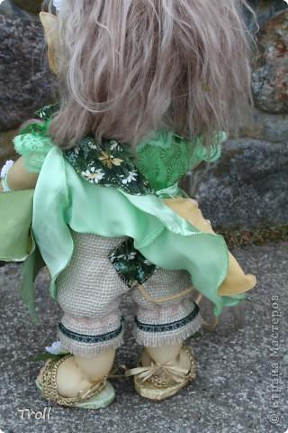 Чулочные куклы-тролли фото 5
