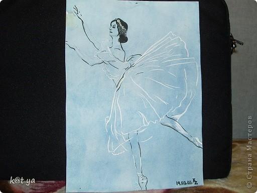 Я не проффесиональный художник и никаких худ. школ неоканчивала, но надеюсь Вам понравятся мои работы. Выполнено сухой пастелью... Теплым весенним днем... фото 7