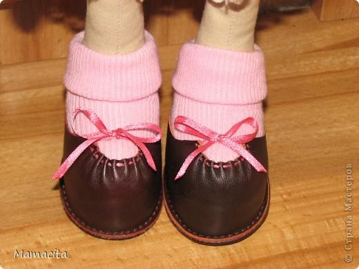 Обувь для тильда своими руками