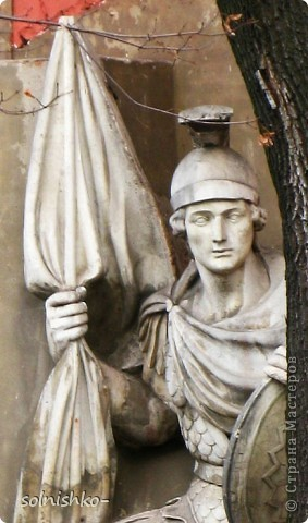 Уцелевшие горельефы со старого Храма Христа Спасителя фото 3
