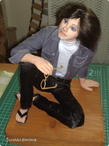 авторская кукла фото 1