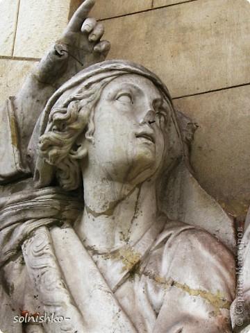 Уцелевшие горельефы со старого Храма Христа Спасителя фото 9