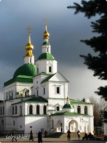 -Свято-Даниловский монастырь-(Москва) фото 1