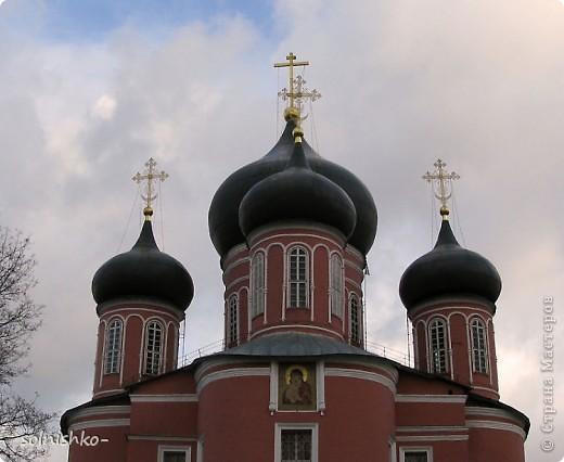 -Донской монастырь (Москва)- фото 3