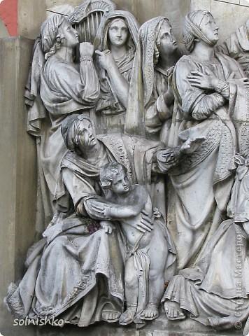 Уцелевшие горельефы со старого Храма Христа Спасителя фото 11