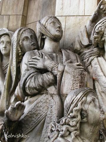 Уцелевшие горельефы со старого Храма Христа Спасителя фото 12