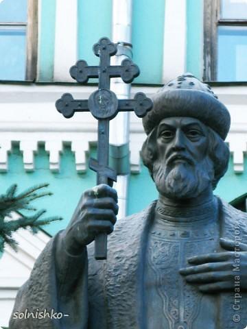 -Свято-Даниловский монастырь-(Москва) фото 2