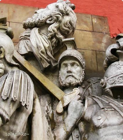 Уцелевшие горельефы со старого Храма Христа Спасителя фото 7