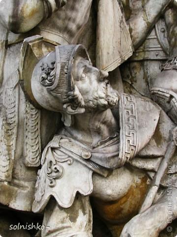 Уцелевшие горельефы со старого Храма Христа Спасителя фото 10