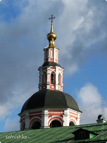 -Свято-Даниловский монастырь-(Москва) фото 4