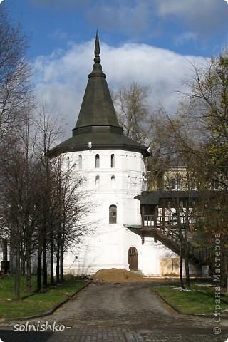 -Свято-Даниловский монастырь-(Москва) фото 6