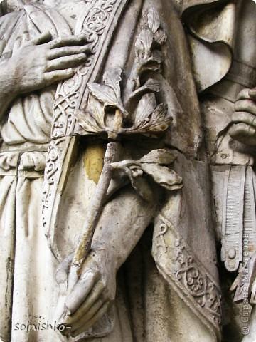 Уцелевшие горельефы со старого Храма Христа Спасителя фото 13