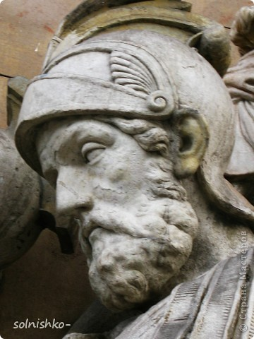 Уцелевшие горельефы со старого Храма Христа Спасителя фото 14