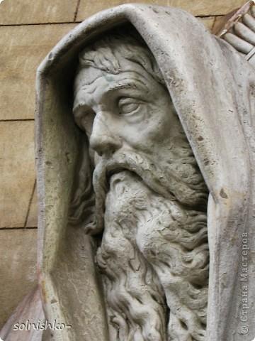 Уцелевшие горельефы со старого Храма Христа Спасителя фото 15