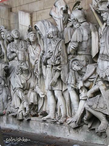 Уцелевшие горельефы со старого Храма Христа Спасителя фото 17